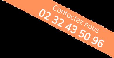 Contactez-nous au 02 32 43 50 96